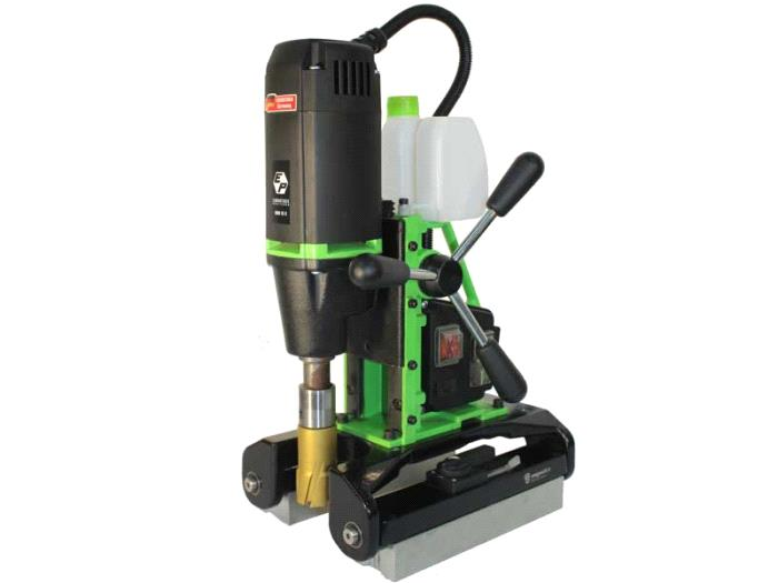 PERMANENT MAGNETIC PIPE CORE DRILLING MACHINE - Eibenstock Positron Products