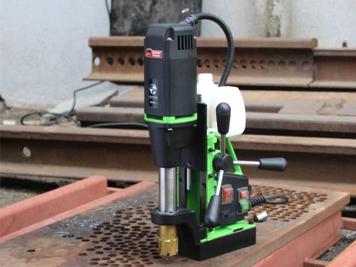 Magnetic Core Drilling Machine-KBM 38X - Eibenstock Positron Products