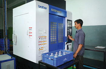 Eibenstock Positron India - Insight Into Our Production