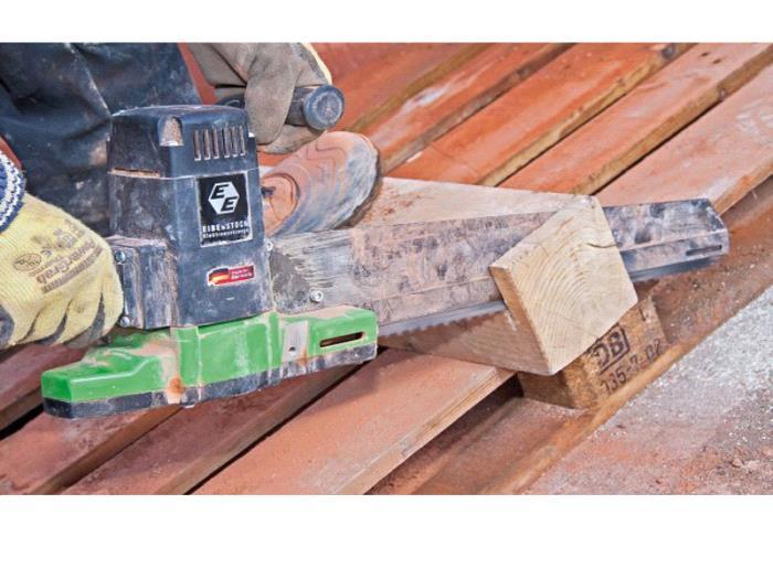 Double Blade Sword Saw-EDB 480.1 - Eibenstock Positron Products