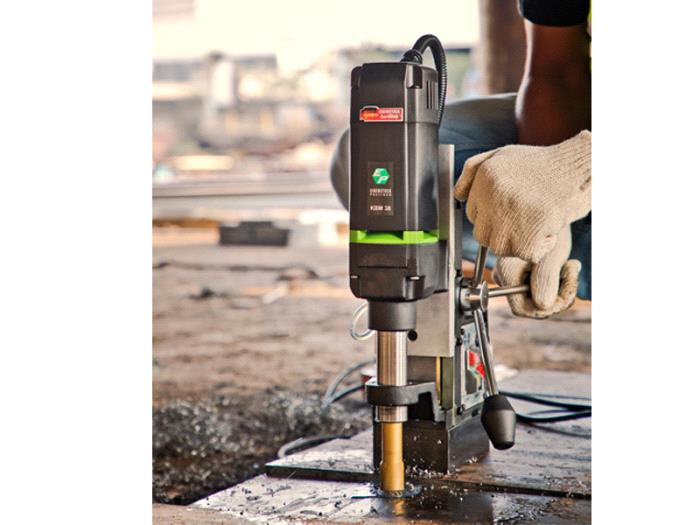 Magnetic Core Drilling Machine-KBM 38 - Eibenstock Positron Products
