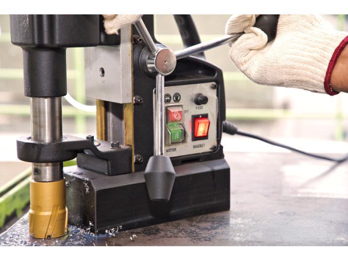 Magnetic Core Drilling Machine-KBM 50 - 2 - Eibenstock Positron Products
