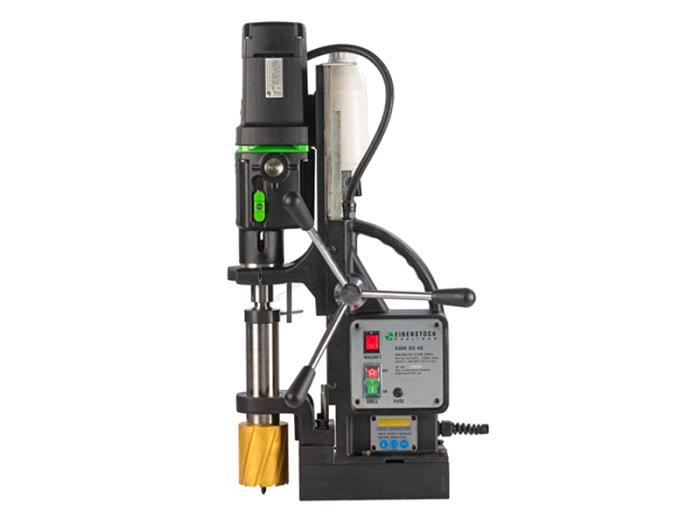 Magnetic Core Drilling Machine-KBM 85-4E - Eibenstock Positron Products