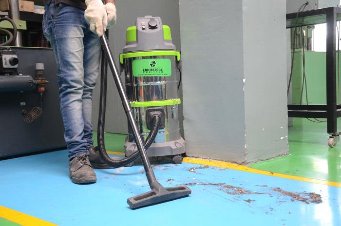 Wet & Dry Vacuum Cleaner-VC 38 - Eibenstock Positron Products