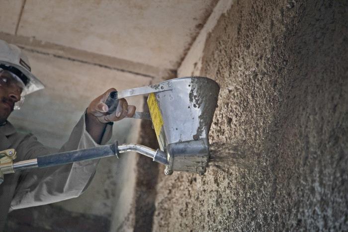 Painter Plaster, Cement Spray Machine-ECS4 - Eibenstock Positron Products